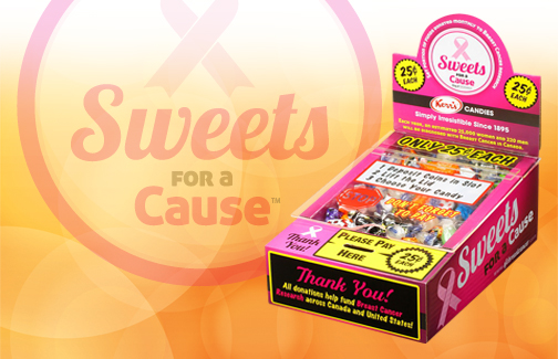 Sweets for a Cause Program 2017