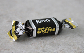 Kerr's Candies Licorice Toffee